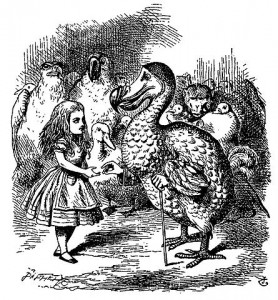 Illustrated by John Tenniel